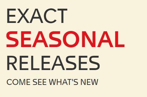 Exact Summer'19 release