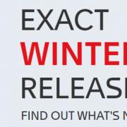 Winter '19 release Exact Software